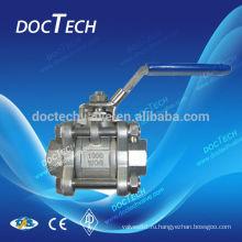 1000WOG 316 шаровой клапан
