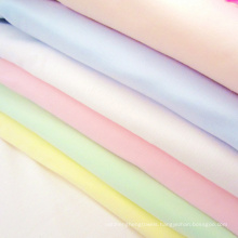100% Poly Microfiber Dyed 90GSM for Bedsheet, Width 240cm-280cm