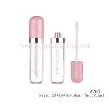 A200 Lipgloss tubo logo personalizado venta al por mayor labial brillo vendedor embalaje vacío para lápices de labios líquido mate