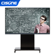 Classroom 86 Inch Interactive Whiteboard Interactive Display System Touchscreen Computer Smartboards For School Teaching