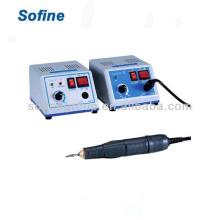 Unidad micro dental eléctrica del motor con CE e ISO, amoladora dental / motor micro