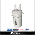 Single Phase Overhead Self Protected Pole Mounted Distribution Transformer