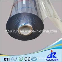 Transparent PVC Soft Plastic Sheet in Rolls
