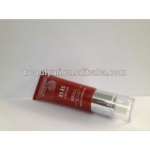 Boquilla de aerosol Tubos de plástico cosmético Embalaje