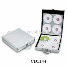 alta qualidade 120 discos alumínio bonito CD caixa CD atacado fabricante, China