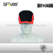 2015 SFVEST HOT high visibility safety hard hat with 100% polyester