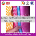 2017 color cheap polyester fabric rolls for bed sheet in weifang