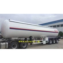 60000 Litres 30 Ton Propane Tanker Trailers