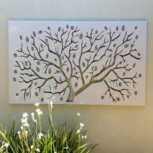 Home Decorating Laser Cut Screens