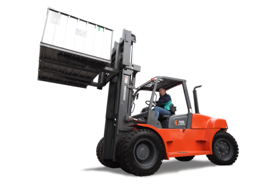 Forklift With Japan Imported Engine