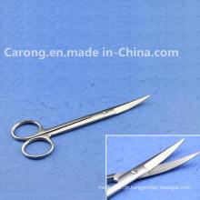 Tesoura cirúrgica de alta qualidade com CE aprovado Cr955