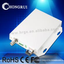 Fábrica SDI Fibra Óptica Extender 1 Canais Conversor de Fibra SDI 1080 p Conversor de Vídeo 12 V 3G-SDI