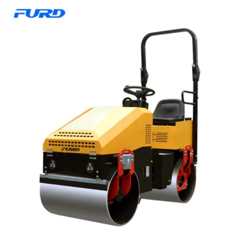 Factory Supply FYL-890 1 Ton Full Hydraulic Vibratory Mini Road Roller
