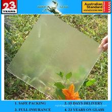 3.2-4mm Ultra Clear Strukturiertes Solarglas mit AS / NZS2208: 1996