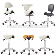 High Quality NEW Saddle Style Clinic Doctor Stool HY4008