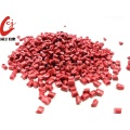 Red Plastic Shell Masterbatch Granules