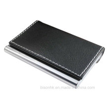 Hot Selling Leather Name Card Holder, Business Card Holder (BS-L-051)