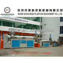 PE film recycling/recycle machine equip broken bucket DKSJ-140A/125A