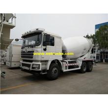 Camiones de Transporte de Hormigón SHACMAN 12 Wheeler