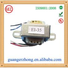 EI-35 CQC Zertifikat 9V 300mA hochwertiger Netztrafo