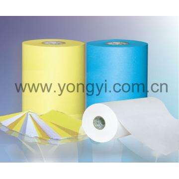 Silikonpapier für selbst Aufkleber Material