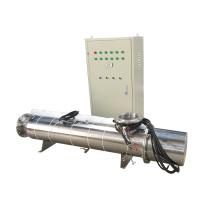 Inicio Sistema de desinfección de agua ultravioleta Purificación de líquido