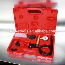 16 piezas de mano bomba de vacío del conjunto de herramientas de reparación de automóviles