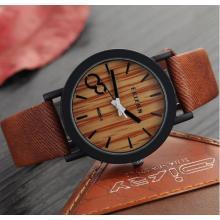 Yxl-461 Wholesale 2016 neue Tendenz-Art- und Weiseweinlese-Uhr-Quarz-Leder-Bügel-Dame-Armbanduhr