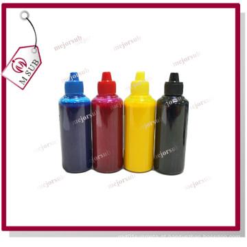 100ml 500ml 1000ml calor transferência tinta pigmentada