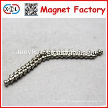 N52 stärkste Schritt Form kleine Elektromagnete