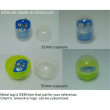 Kundengebundener ABS / PVC / pp. Plastikball mit Einspritzung-Prozess