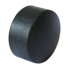 Factory Manufacture Full Size Black Hdpe Pe Pipe Fittings  For Water