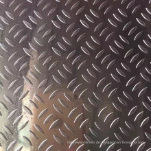 Aluminiumlegierungs-Blatt mit unterschiedlicher Stärke und Temperament