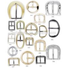 Bag accessoires accessoires matériels boucle métallique de 1 pouce boucle réglable en métal