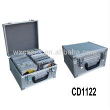 alta qualidade CD 40 discos (10mm) alumínio CD titular vendas por atacado