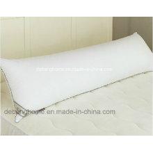 Travesseiro de venda direta da fábrica Travesseiro longo de casal de hotel