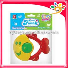 Neueste Baby-Spiel-Set Schütteln Hand Bell Spielzeug, Cute Cartoon Fisch Design Hand Bell