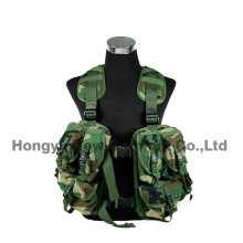 Chaleco de combate de Molle Chaleco de seguridad táctico anfibio para los militares (HY-V052)