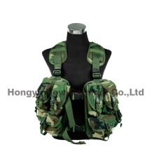 Colete de combate Molle colete de segurança tático anfíbia para militares (hy-v052)