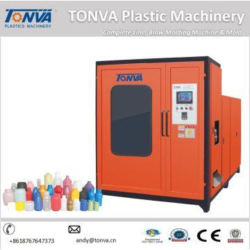 1L única estação de plástico pequeno produto Blow Molding Machine