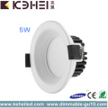 2,5 / 3,5 pouces 5W Dimmable Downlights 6000K