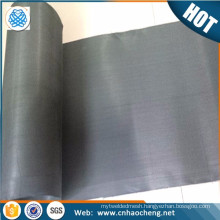 Heat resistant 40 50 100 mesh nicr alloy / nichrome wire mesh for industrial infrared gas burners