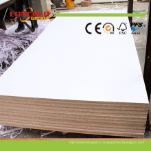 White Laminated Particle Board for Office Desk