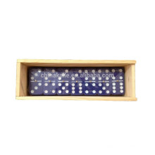 Customized Holzkiste farbigen Kunststoff Domino