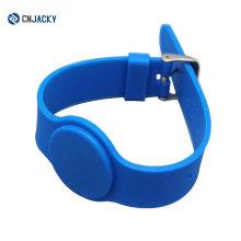 High Quality Silicon RFID Swimming Pool Bracelet