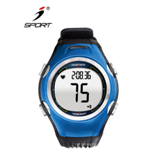2019 heart rate monitor round smartwatch