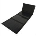 Computadora portátil solar para el cargador del banco del poder del iPad