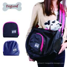 Sac de couchage pliable pour chat Sac de couchage souple pour animal de compagnie Doglemi