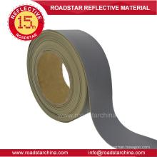 Design grau reflektierende PVC-Schaum Leder anpassen