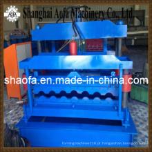 Máquina formadora de rolos de telha de novo tipo (AF-G1100)